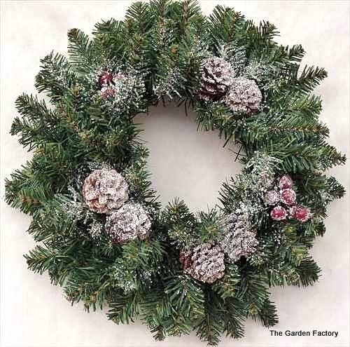 Sherwood Christmas Wreath