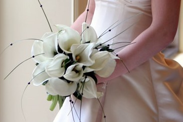 Call Lily Bridal Bouquet