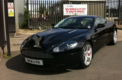 ASTON MARTIN DB9 - REGULAR CUSTOMER FOR VALETING.