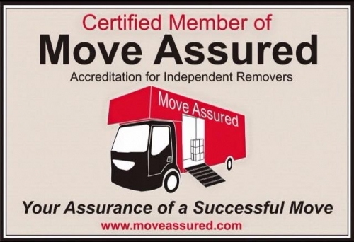Removals in York are proud to be members of Move Assured