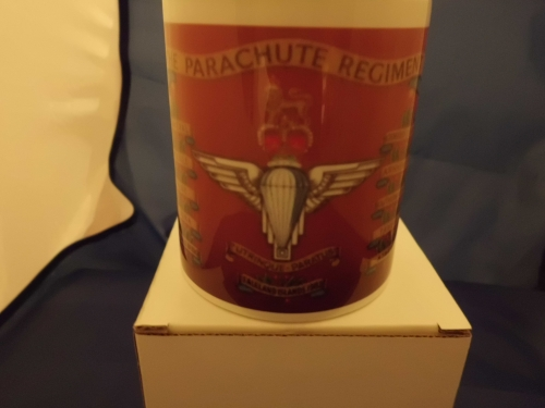 Parachute regiment mug