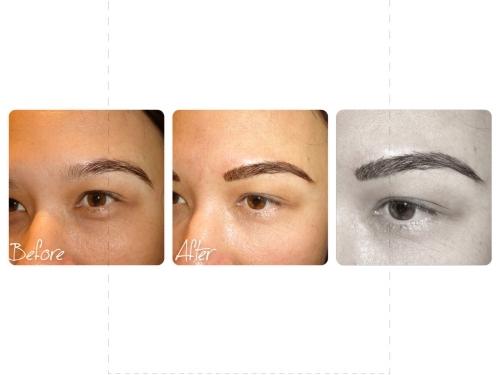 Semi Permanent Eyebrows By El Truchan @ Perfect Definition