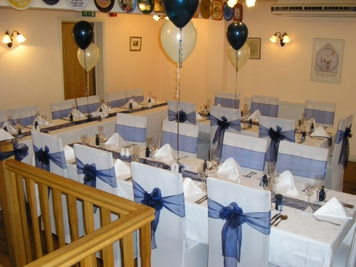 wedding parties catered for