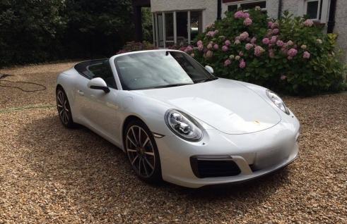 Porsche on Maintenance