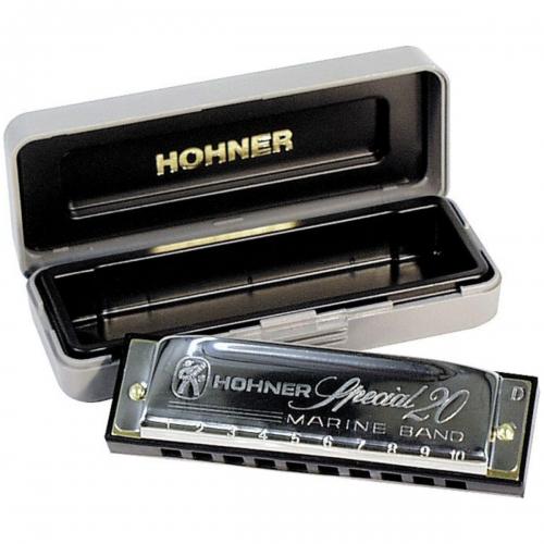 Buy Hohner Harmonicas Online