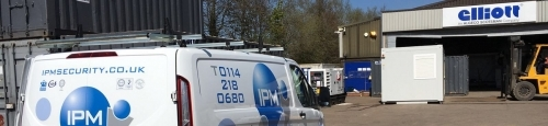 Security Van IPM