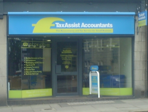 TaxAssist Accountants Aberdeen