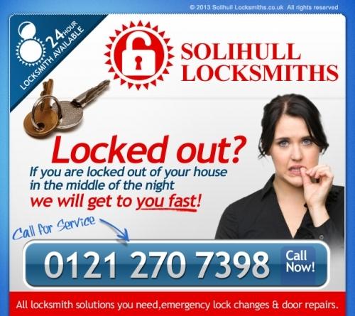 Solihullemergencylocksmiths