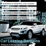 Car Leasing Bargains