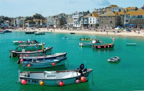 St Ives Harbour1