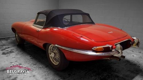 Jaguar E -Type 1960