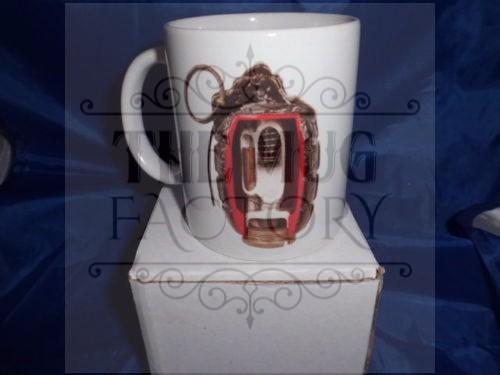 ww2 Mills Grenade mug