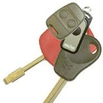 A1 Replacement Car Key