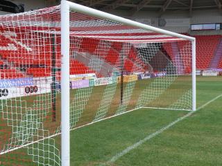 Football Box Goal Nets 24ft x 8ft