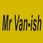 Mr Van-ish