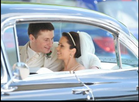 Chauffeur driven Wedding Cars in Stansted