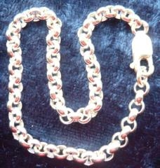 4 4mm Round Belcher Chain