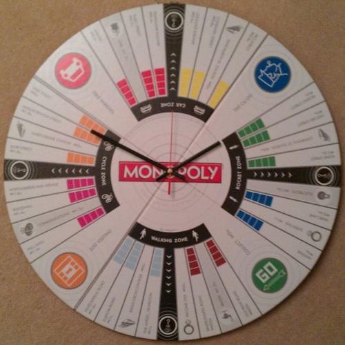 Monopolywheel