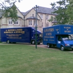 A Waters & Sons House Removals And Storage