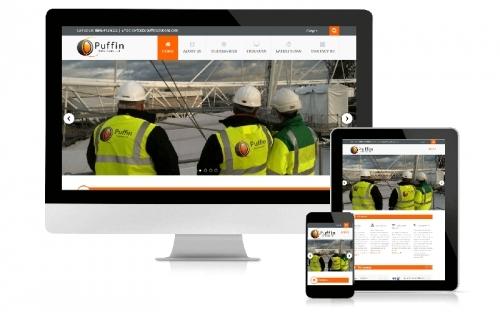 Responsive Web Design & Development Puffin Solutions