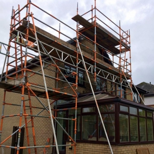 Total Access Scaffold Glasgow