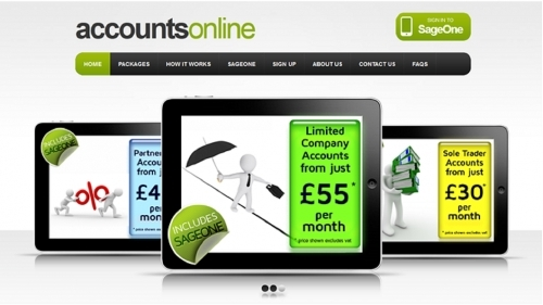 Accountsonline.co.uk - easy online accounting with expert internet accountants