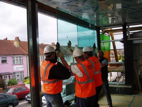 Commercial window repair London SW5