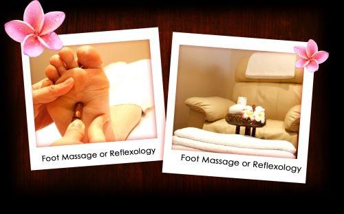 Thai Foot Reflexology and Chair Massage