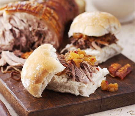 Hog Roast Roll