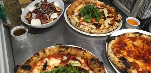 A PIZZA COURSE FROM A PROFESSIONAL CHEF