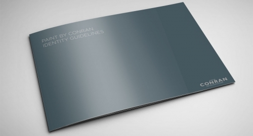 Paint By Conran Guidelines Cover
