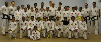 Junior Grading in London