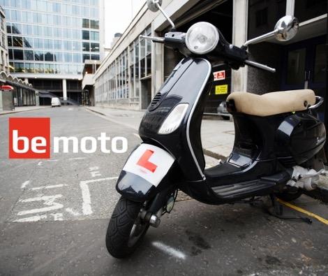 Bemoto Moped Logo