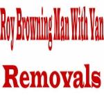 Roy Browning Man With Van