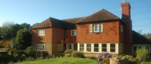 A remodelling / extension project in Lodsworth