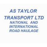 Taylor A S Transport
