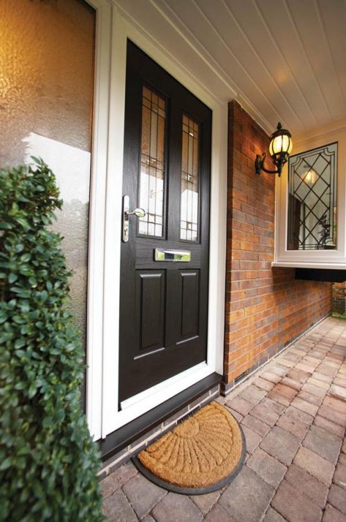 Rockdoor composite door