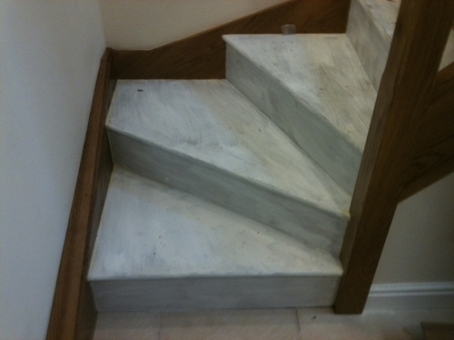 Stairs To Laminate Before