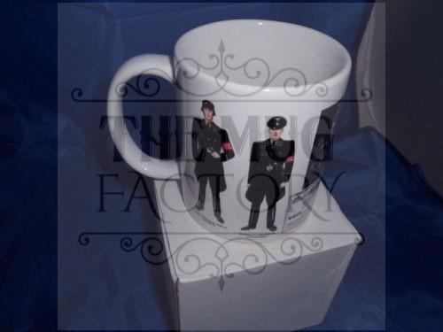 Hugo boss vintage mug