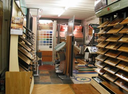 Parts of  Showroom