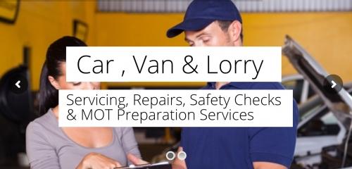 Car Van Lorry Servicing Repairs Bristol