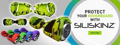 "6.5"" SILISKINZ Silicone Cases"