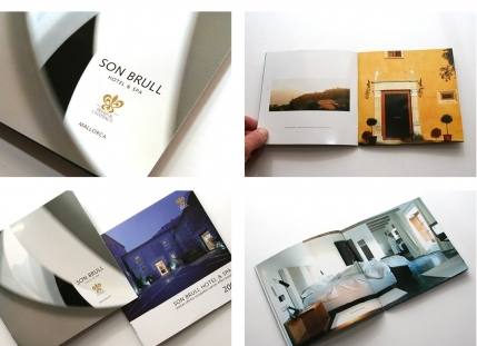 Marketing Brochure - Son Brull Hotel Spa, Mallorca