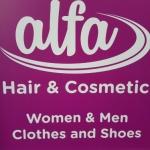 Alfa Hair & Cosmetics