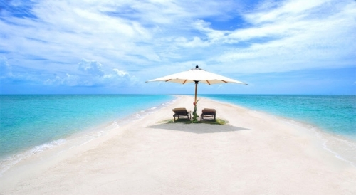 Private Island Musha Cay Cov - Bahamas Caribbean Sea