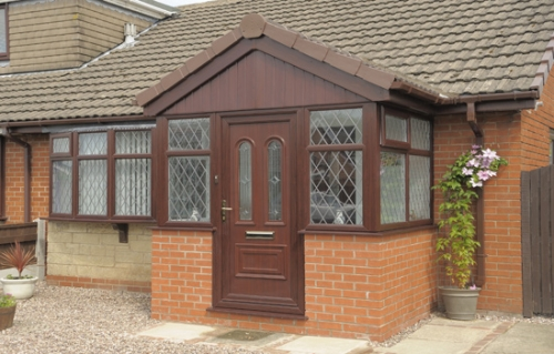 UPVC & Brick Porches