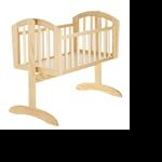 Sophie Swinging Crib White