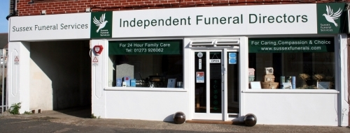 Sussex Funeral Services Premises