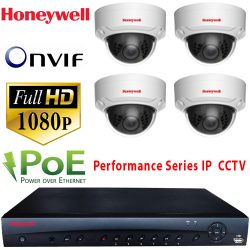 Honeywell Performance Series IP CCTV System