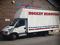 Removals Vehicle for small moves